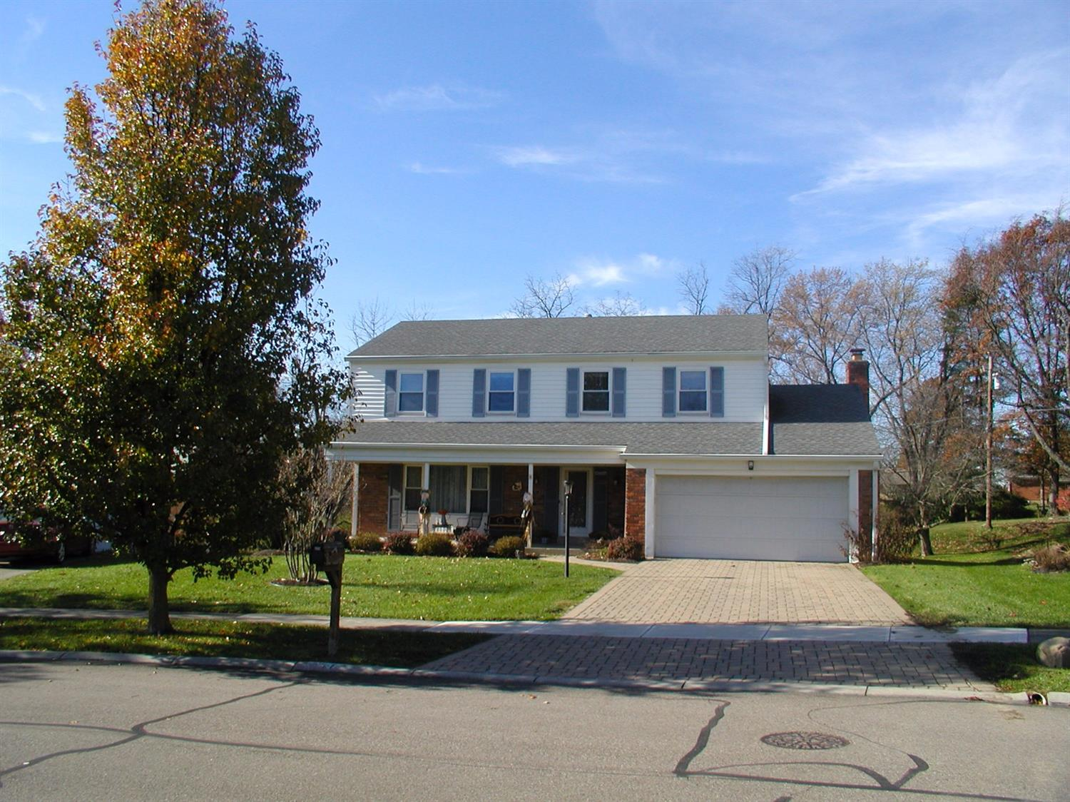 Great area! Large 5 bedroom 2 story on level lot. All new Stainless appliances; 3 yr old furnace/AC. Lots of closet space! Partially finished lower level.