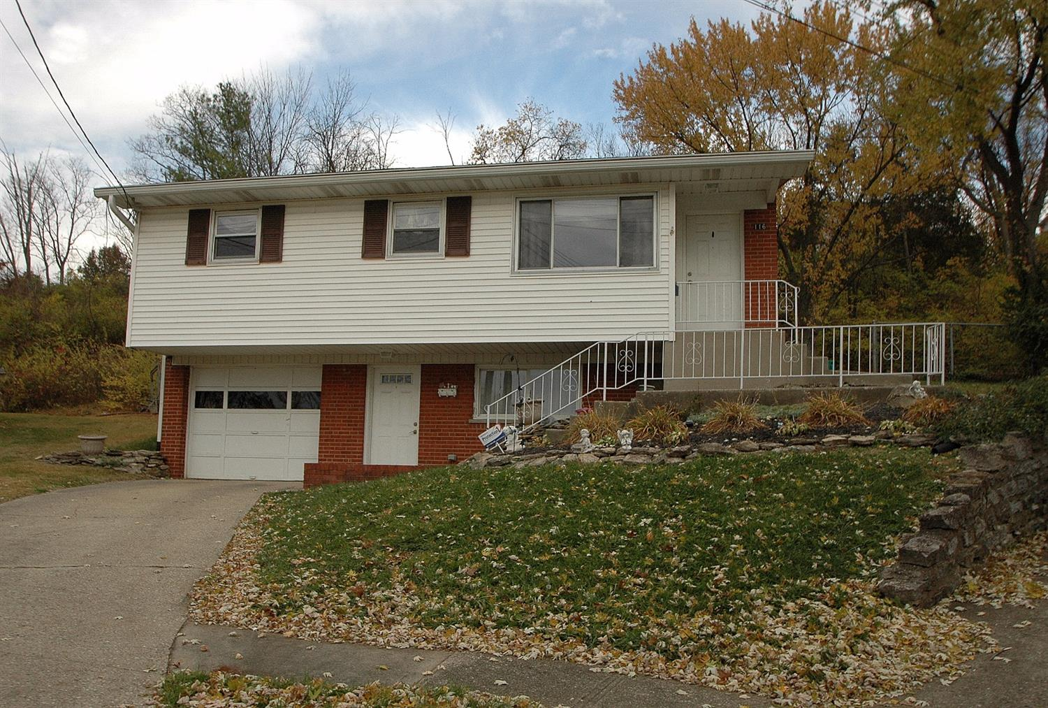 116 Bunker Hill Court, Reading, OH 45215