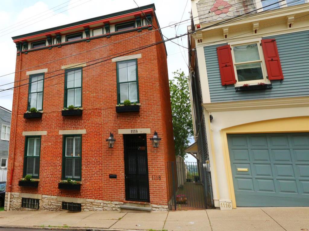 1118 Carney Street, Cincinnati, OH 45202