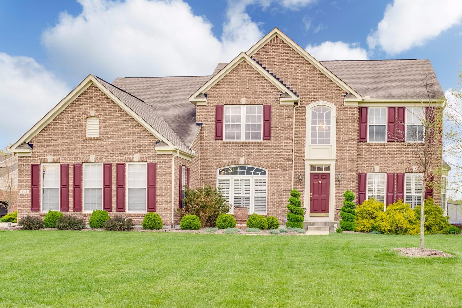 534 Sage Run Drive, Turtle Creek Twp, OH 45036