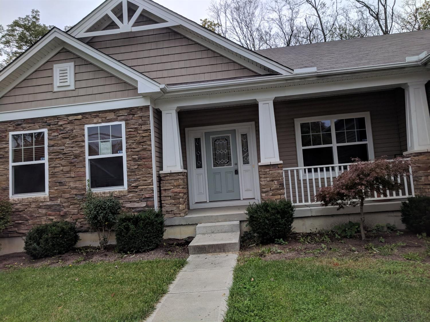 Move In Ready! The Sinatra, almost new by Potterhill Homes in Northwind. 2,251 square feet, open floor plan, hardwood floors, 9 foot ceilings, fenced in back yard, LEED certified, 9 years left on tax abatement.