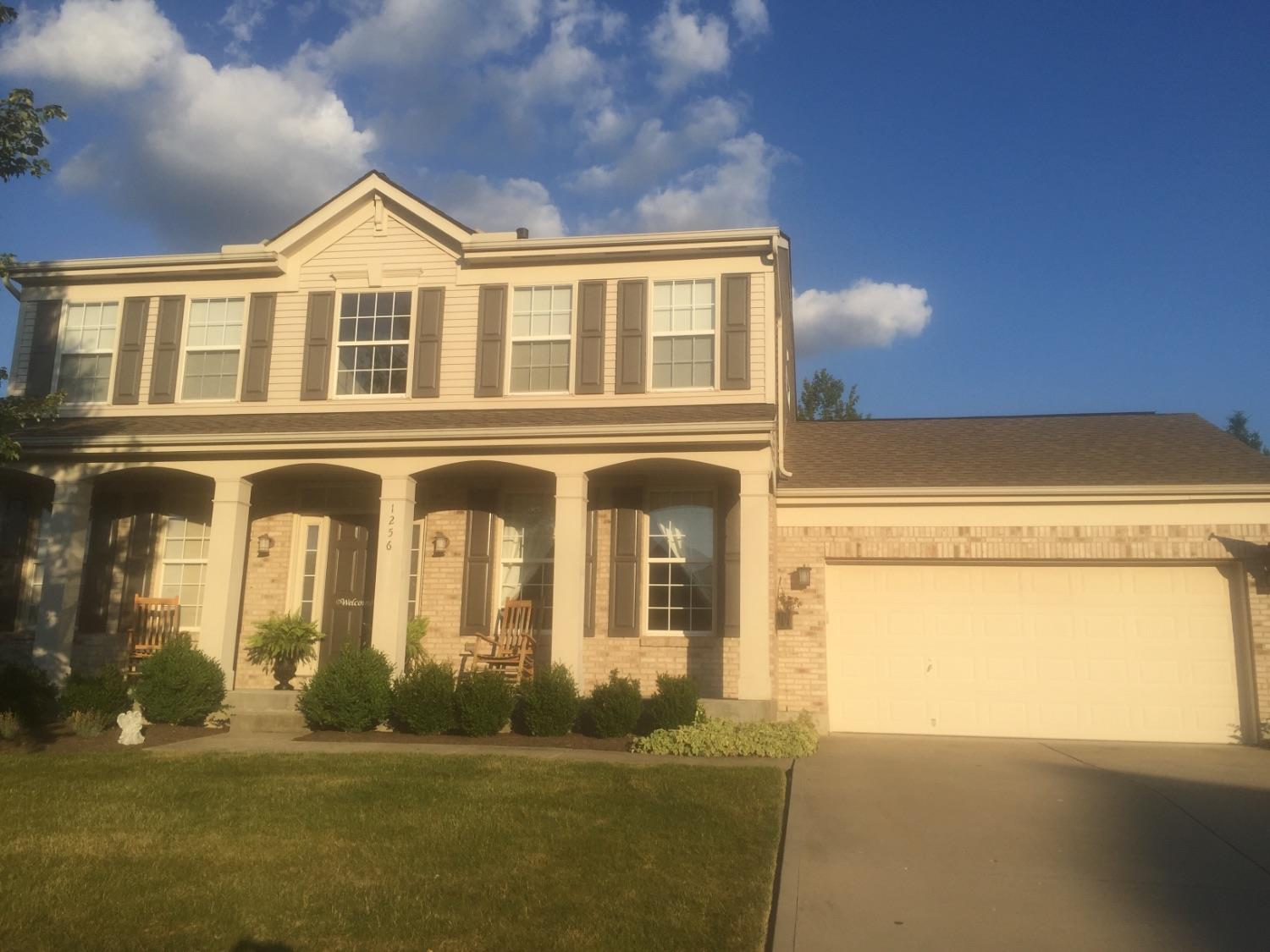 1256 Fox Hollow Drive, Lebanon, OH 45036
