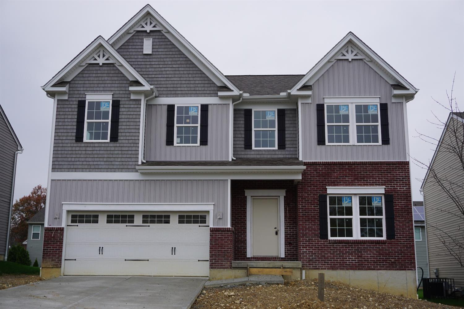 The Birmingham from Maronda Homes includes over 2830 sq ft, open floorplan, huge master, 9' ceilings. A must see...