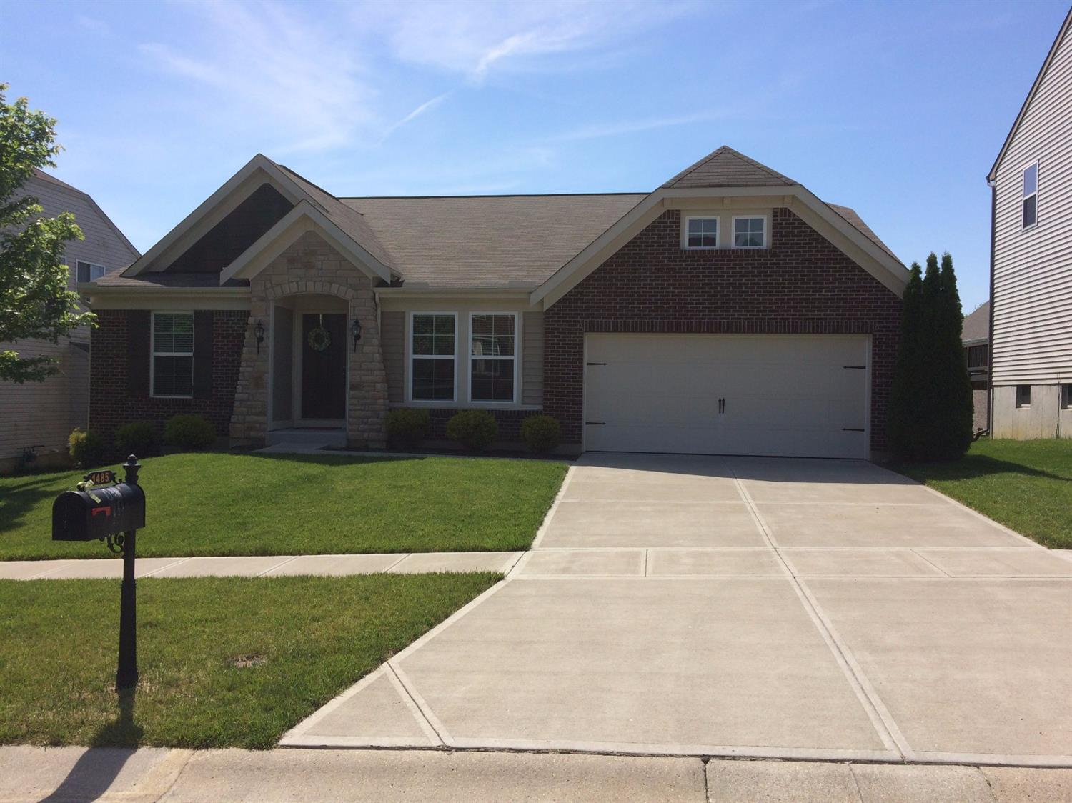 1485 Red Hawk Court, Turtle Creek Twp, OH 45036
