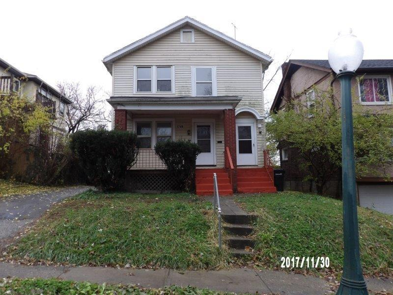 Three Bedroom,Two bath home on dead end street. Was a two family but converted to single family, completely renovated, new carpeting upstairs and new bathrooms.