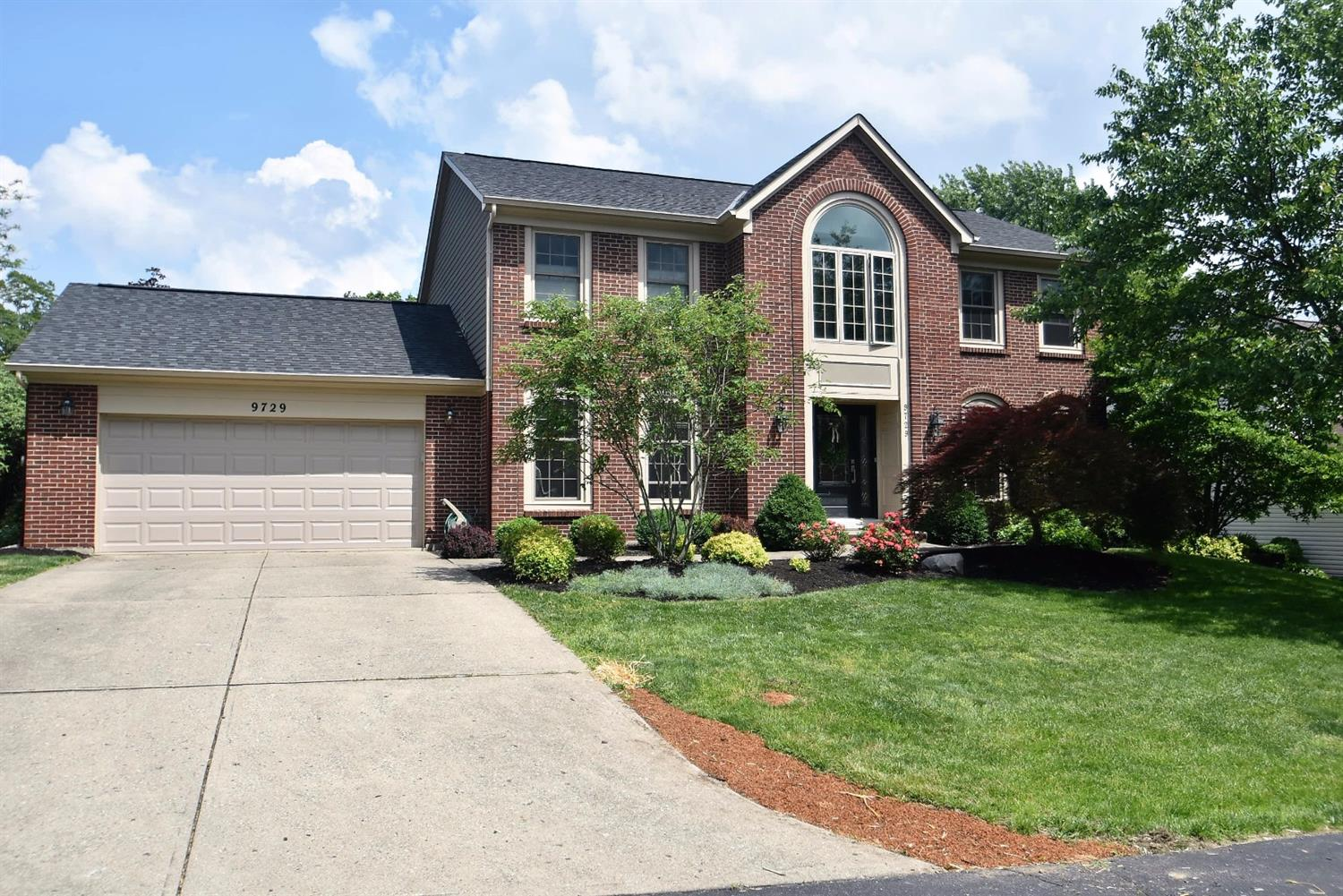 9729 Sycamore Trace Court, Blue Ash, OH 45242
