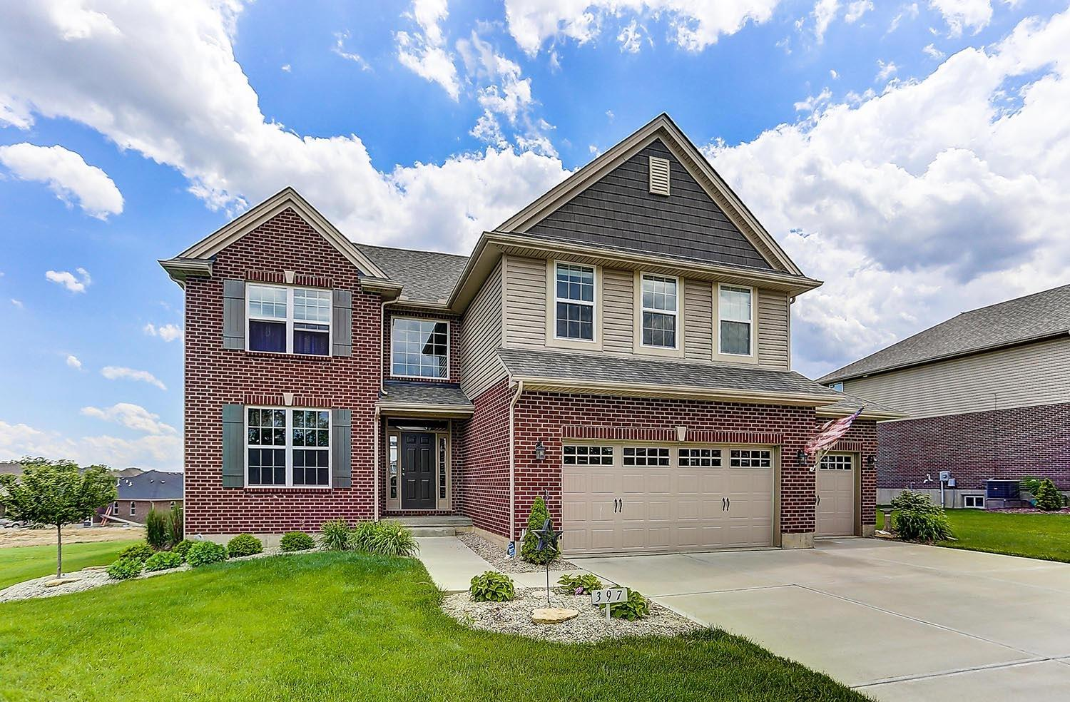 397 Belleclaire Hill, Clearcreek Twp., OH 45458