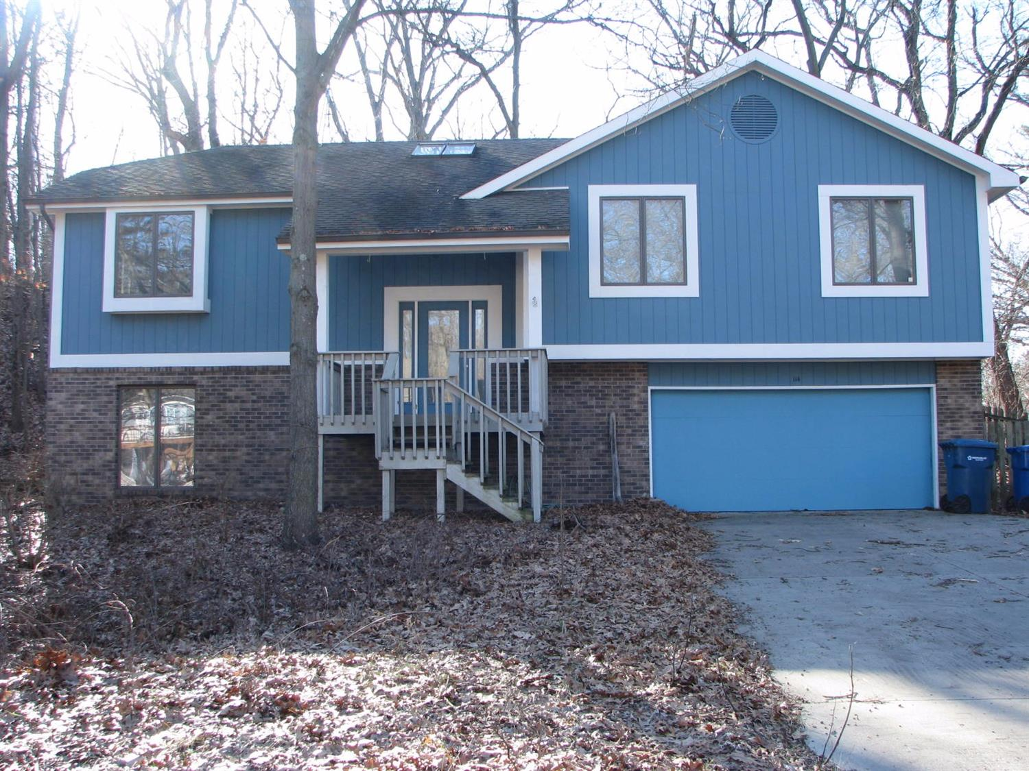 114 SOUTH BROADWAY, BEVERLY SHORES, IN 46301