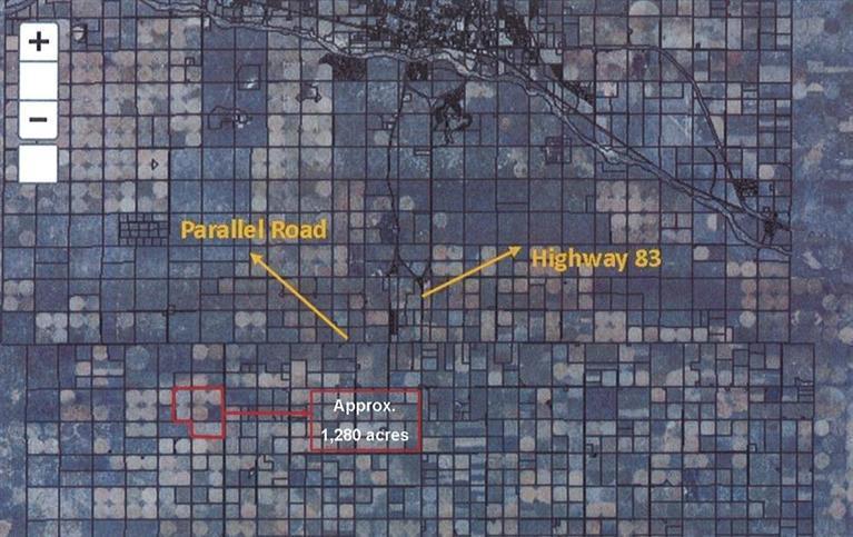 E/2 11-26-34 + all of 12-26-34, Garden City, KS 67846