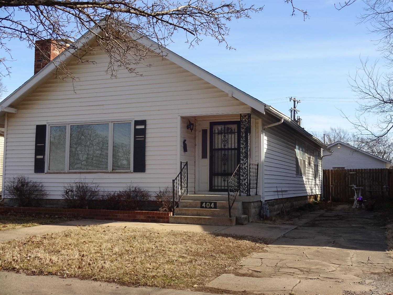 404 S 12th Street, Independence, KS 67301
