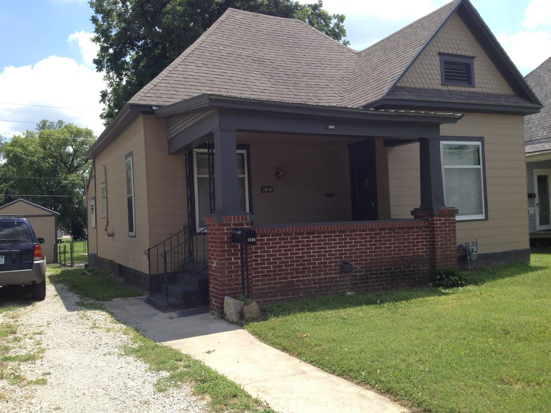 2508 Crawford Avenue, Parsons, KS 67357