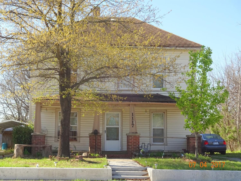 1117 W Main Street, Independence, KS 67301
