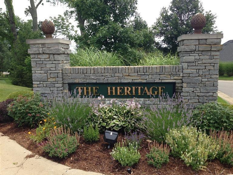 Heritage Subdivision Frankfort KY