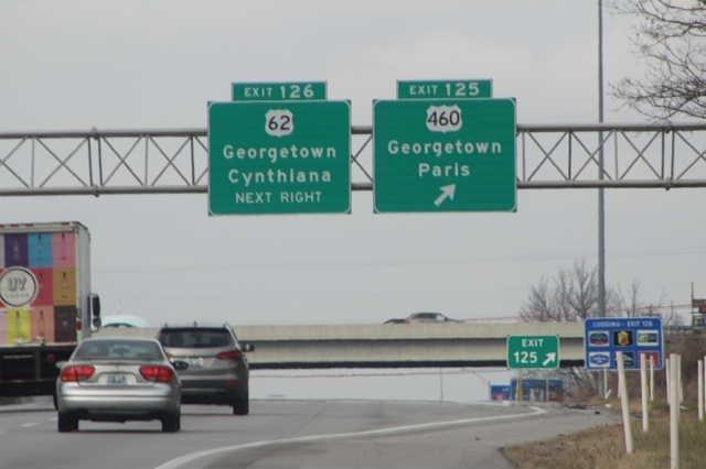 1 Paris Pike, Georgetown, KY 40324