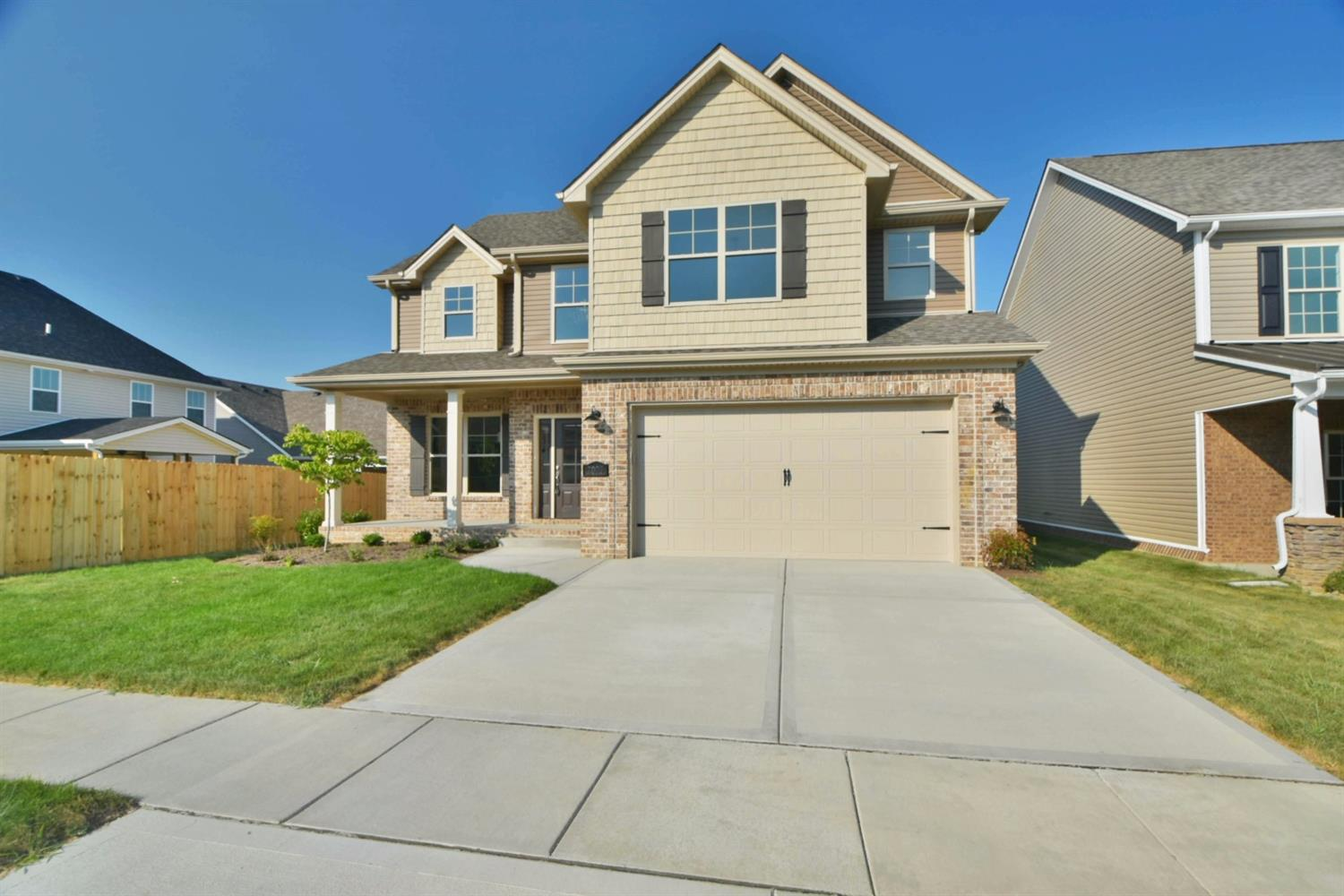 Summerfield Subdivision Lexington KY