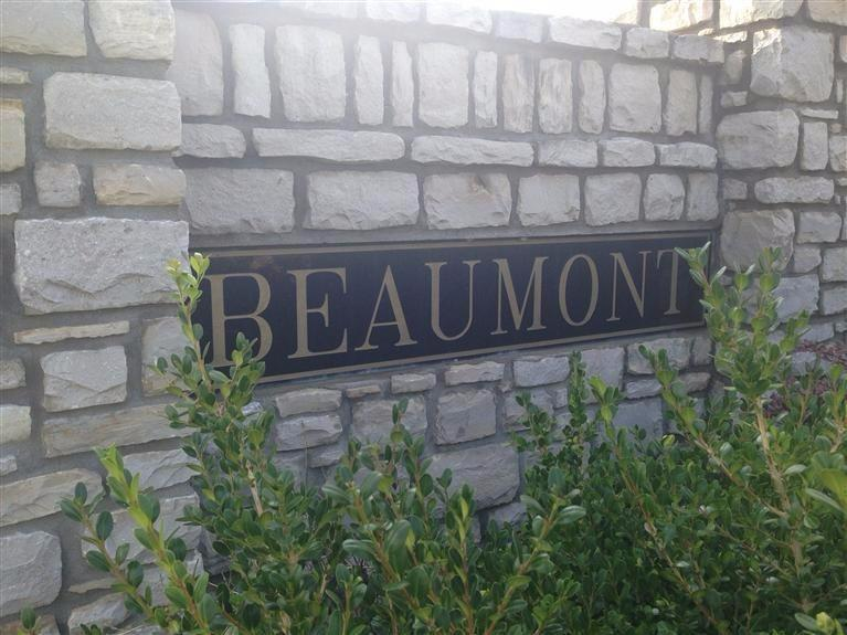 Beaumont  Subdivision