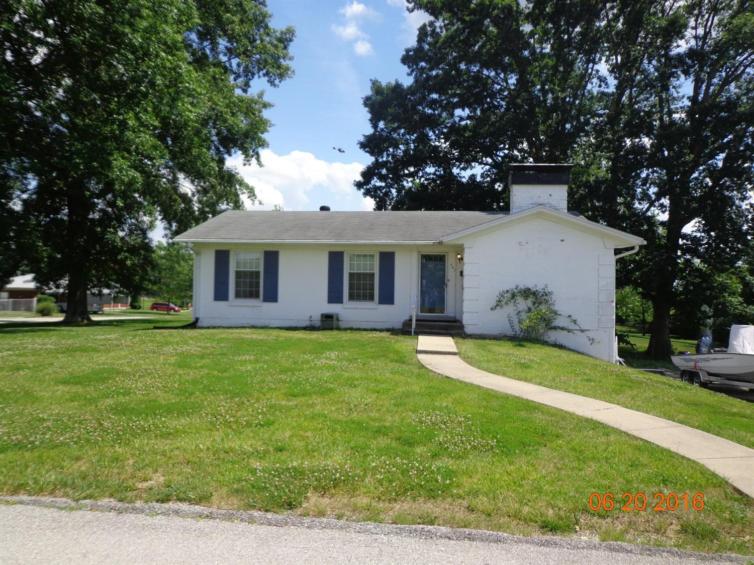 Home For Sale at 109 Kimberly Dr, Frankfort, KY 40601