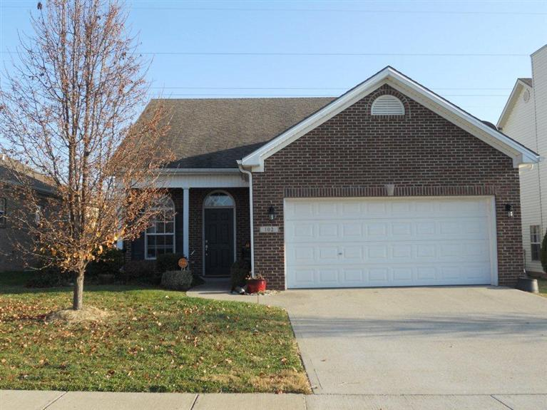 102 Back Stretch Dr Georgetown, KY 40324