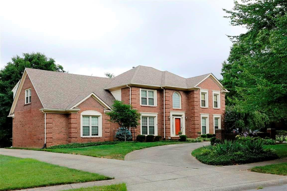 Hartland Subdivision Lexington KY Homes