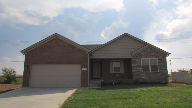 Home For Sale at 116 Betsy Ross Dr, Danville, KY 40422