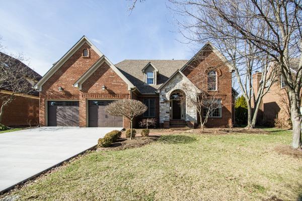 Home For Sale at 1188 Sheffield Pl, Lexington, KY 40509