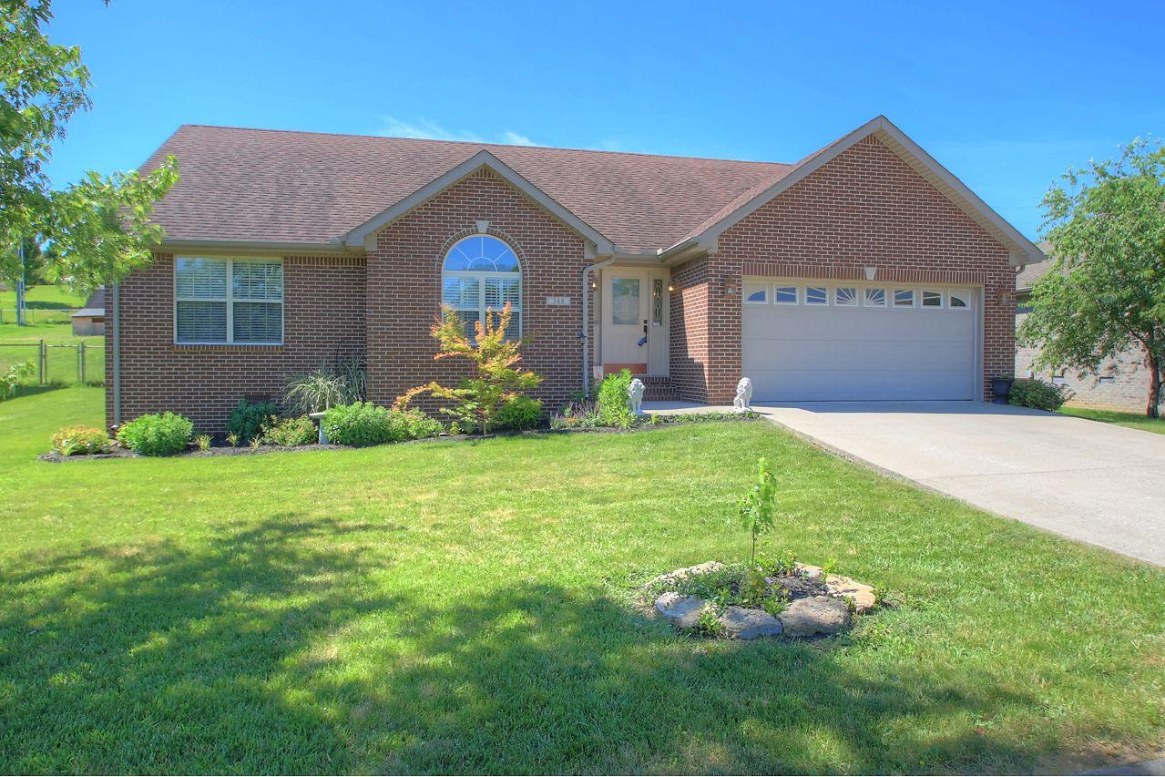 Brookline Subdivision KY Homes