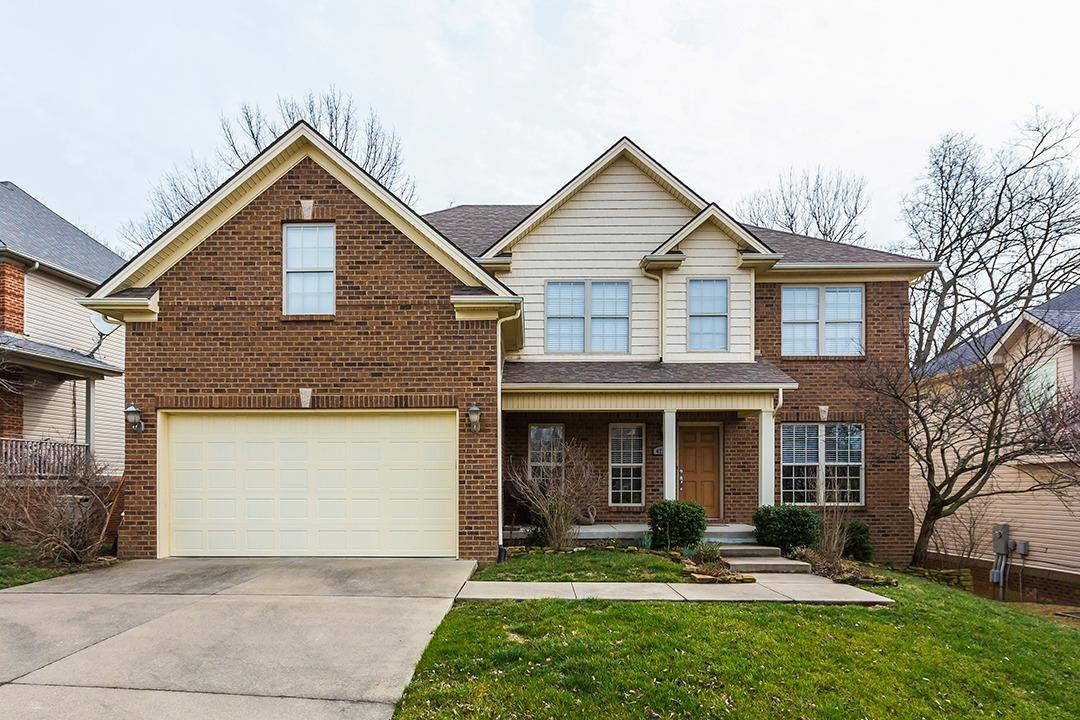 Pinnacle Subdivision Lexington KY
