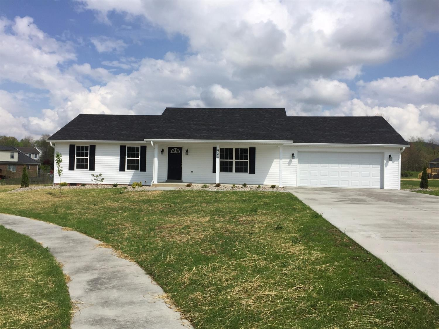 Home For Sale at 366 Northway Dr, Berea, KY 40403