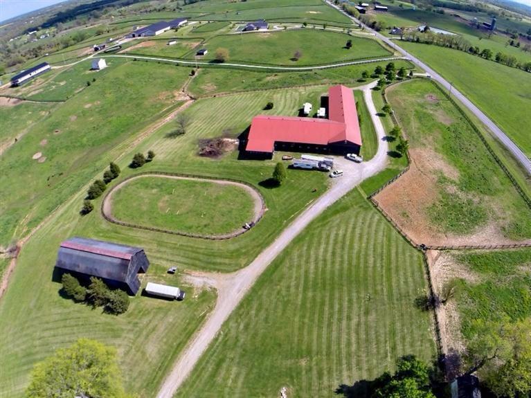 Equestrian Properties * Horse Farms * Cattle Farms