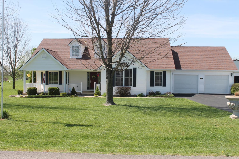 Home For Sale at 154 Bright Leaf Dr, Lancaster, KY 40444