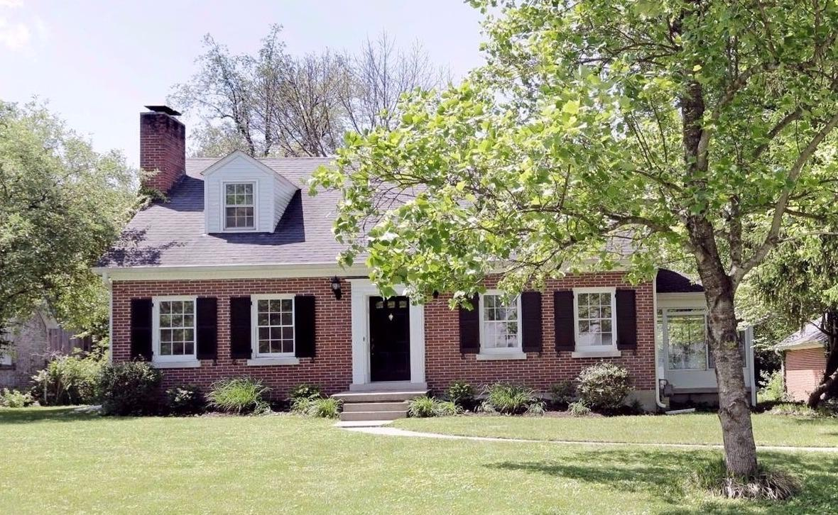 Deepwood Subdivision Lexington KY