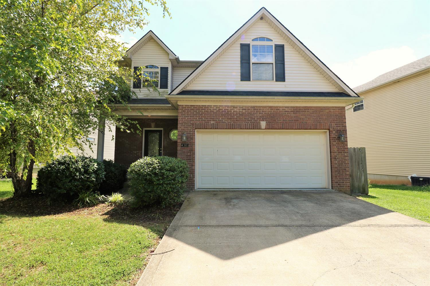 McConnell%20Trace Subdivision Lexington KY
