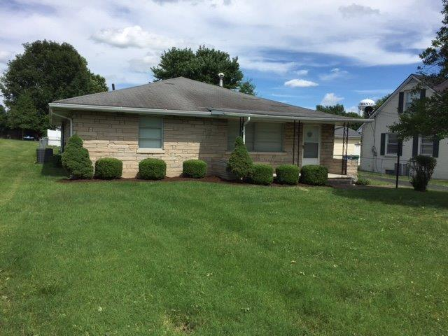 Downtown Subdivision Danville KY