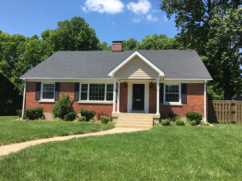 219 Taylor Drive, Lexington, KY 40511