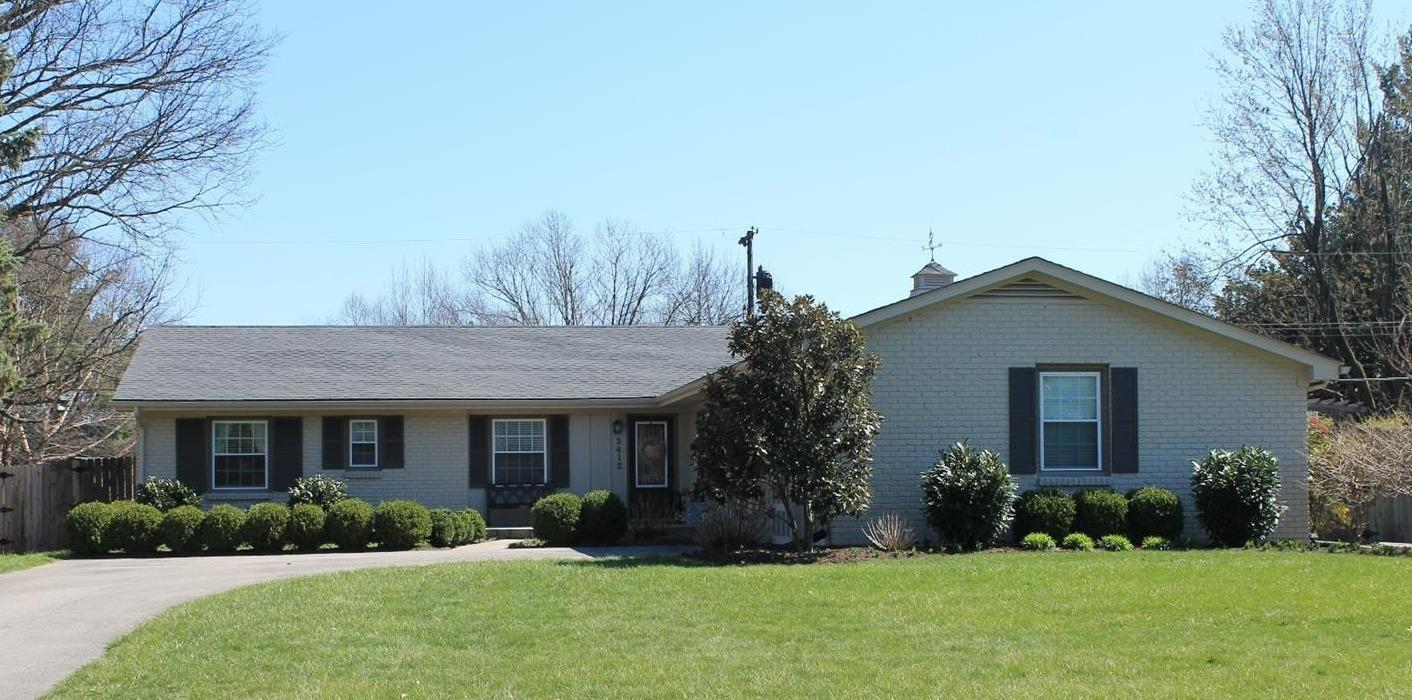 Home For Sale at 3364 Bellefonte Dr, Lexington, KY 40502