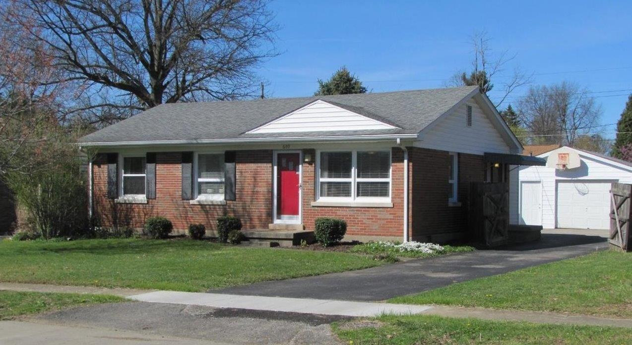 Home For Sale at 598 Seattle Dr, Lexington, KY 40503