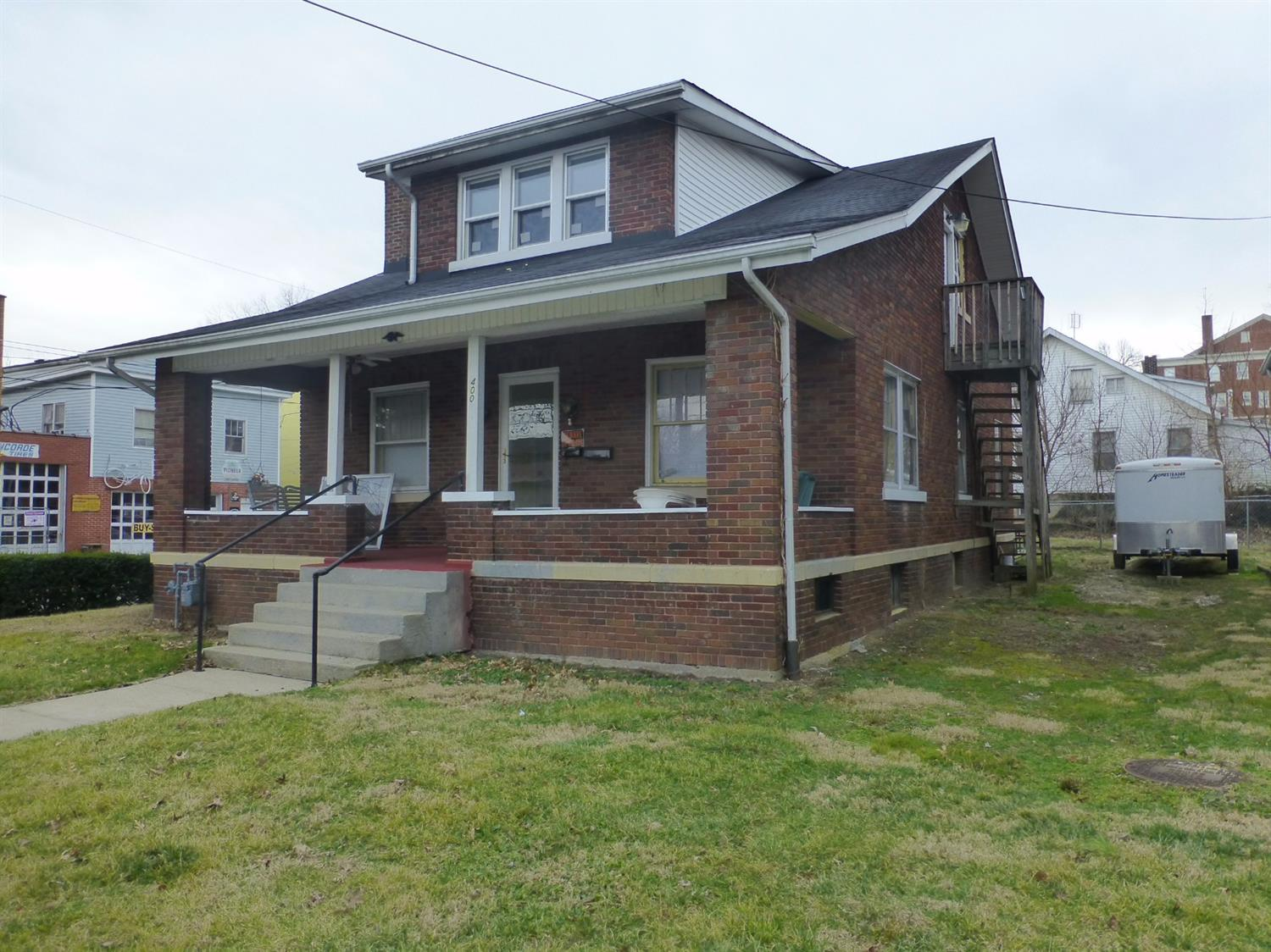 Downtown Subdivision Richmond KY