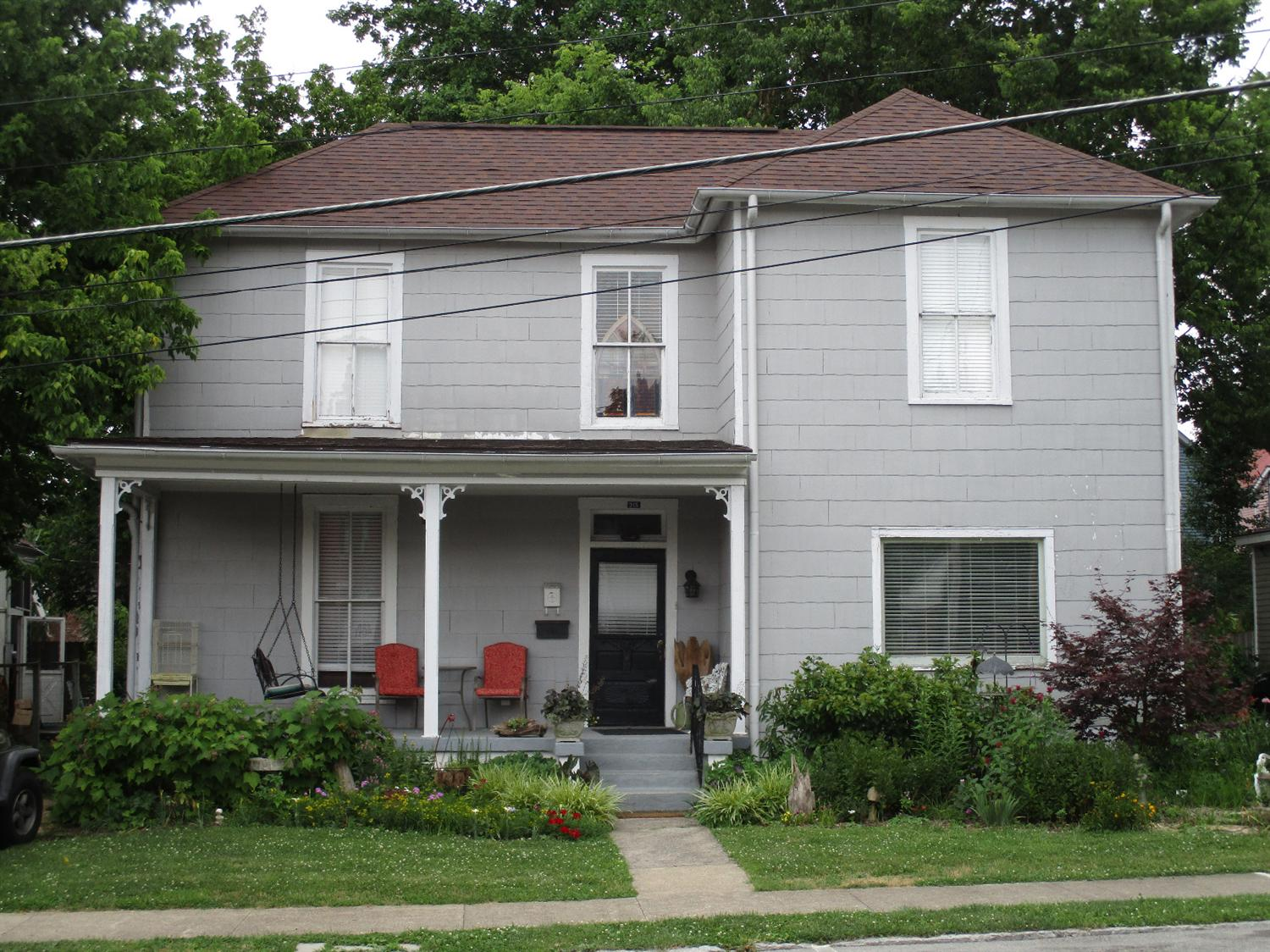 Home For Sale at 300 Washington St, Frankfort, KY 40601
