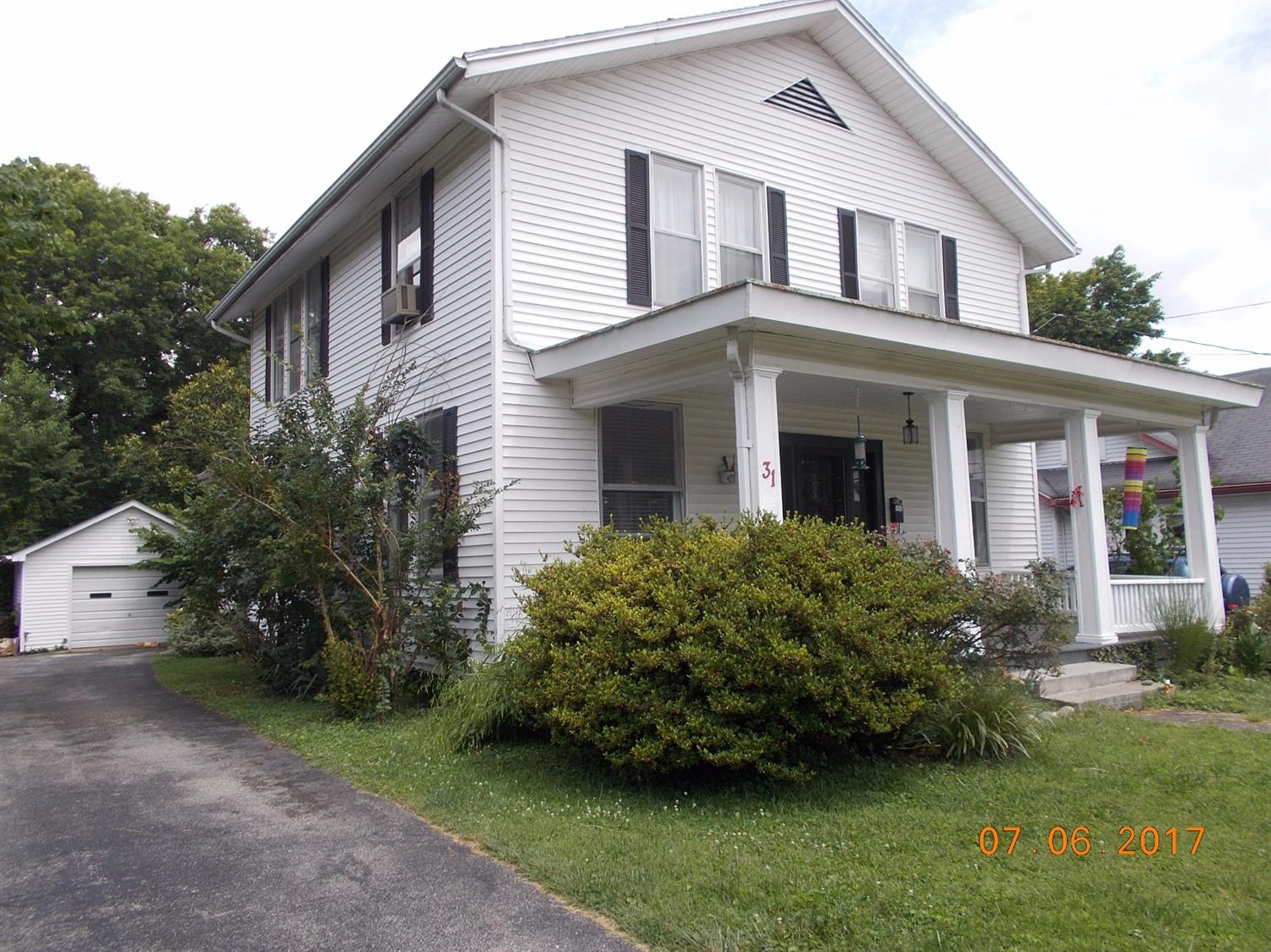 31 Johnson Avenue, Mt Sterling, KY 40353