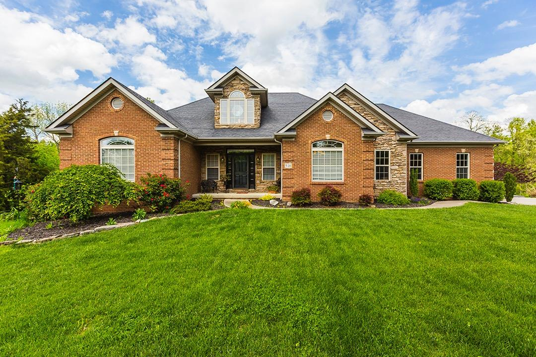 Home For Sale at 500 Amster Woods Dr, Richmond, KY 40475