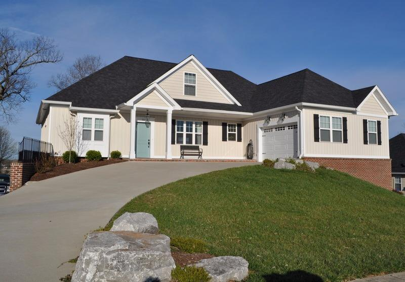Home For Sale at 150 Ridge View Dr, Danville, KY 40422