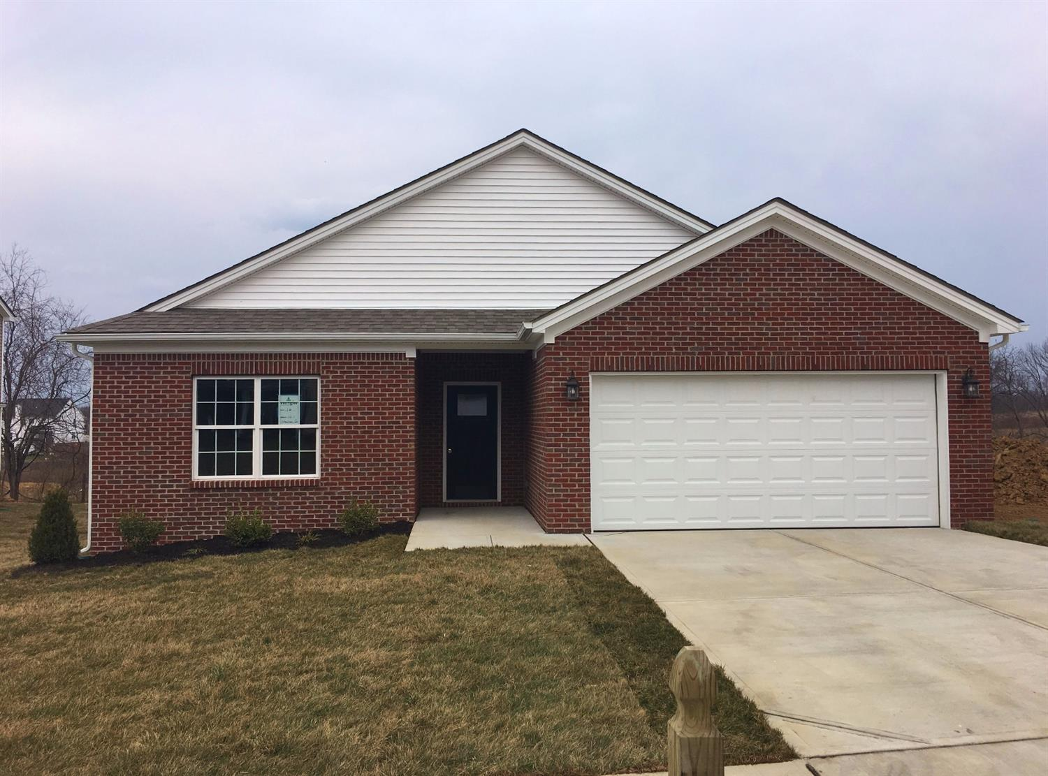 Home For Sale at 123 Long Branch Dr, Georgetown, KY 40324