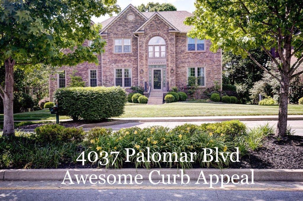 Palomar Subdivision Lexington KY