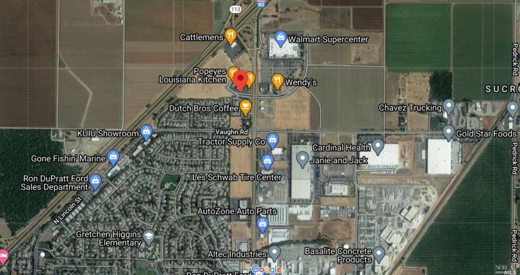 图0多塞特Ct在迪克森,加利福尼亚州