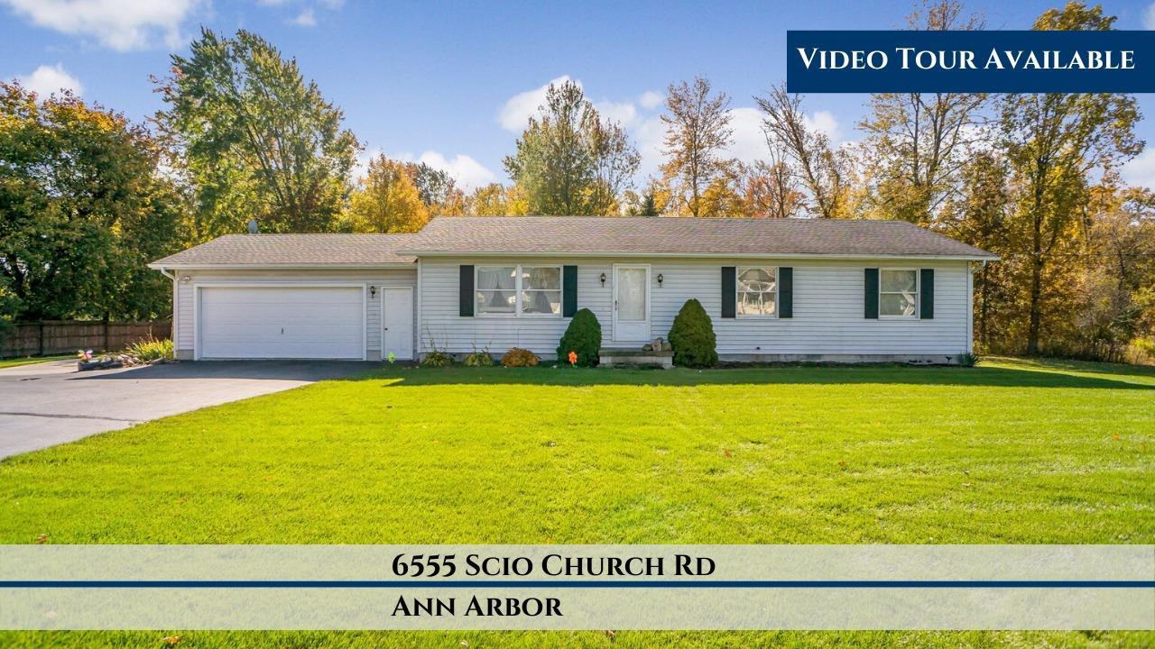 6555 Scio Church Road