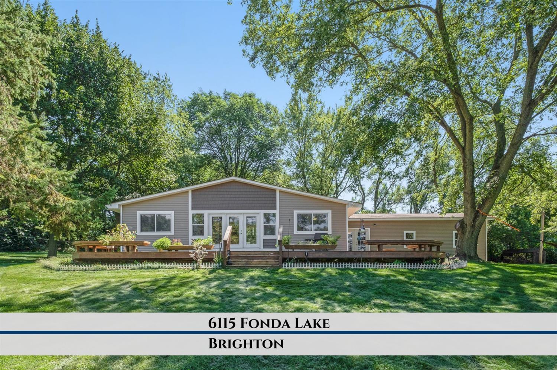 6115 Fonda Lake Drive