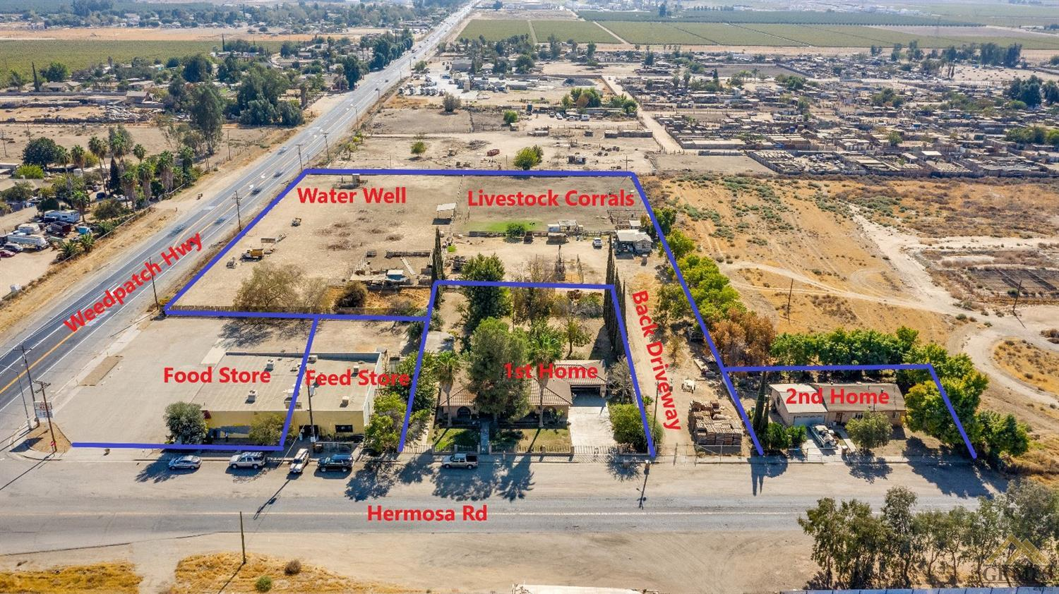 Photo of 4901 Weedpatch Highway, Bakersfield, CA 93307