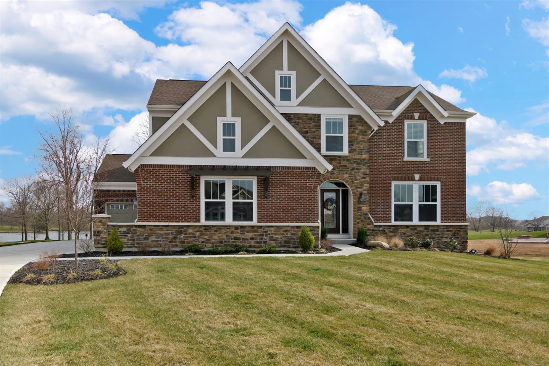 Patio Homes For Lebanon Ohio Cincinnati In