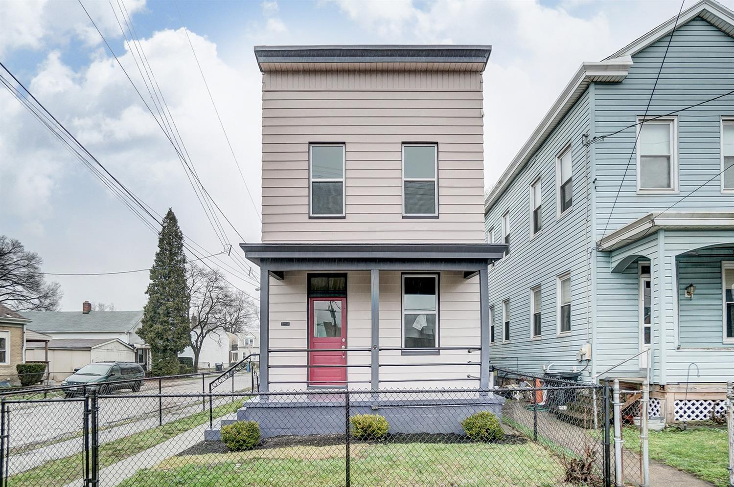 This Northside property with 3 bd rms & 3 Full baths has been completely remodeled & updated!  Features include wood floors, granite countertop in kitchen, & new appliances.  Also, a 2 car detached garage, patio, fenced in yard.  A true must see.  Urban living at its finest!
