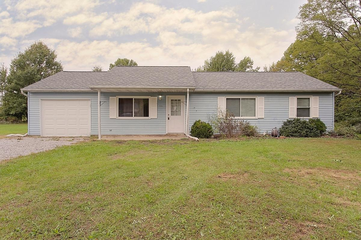Property for sale at 506 Evans Court, Bethel,  OH 45106